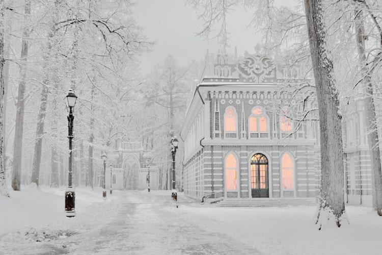 New Riga Village